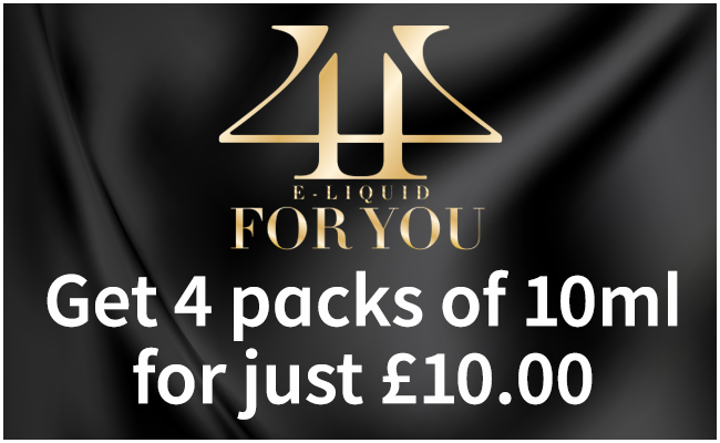 4U - Get 4 packs for £10.00