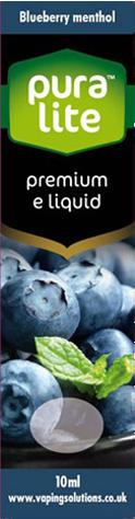 Puralite - Blueberry Menthol