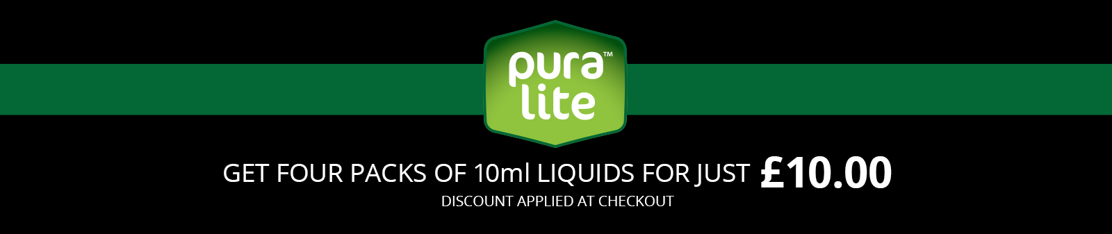 Puralite Special Offer
