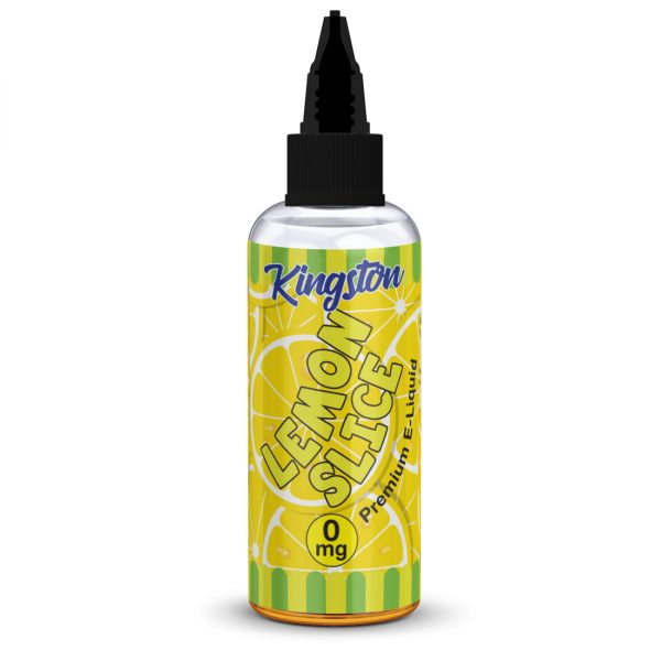 Kingston Lemon Slice - 100ml Shortfill