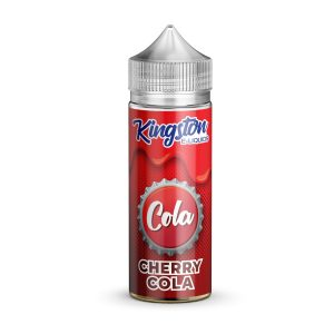 Kingston Cola - Cherry Cola - 120ml