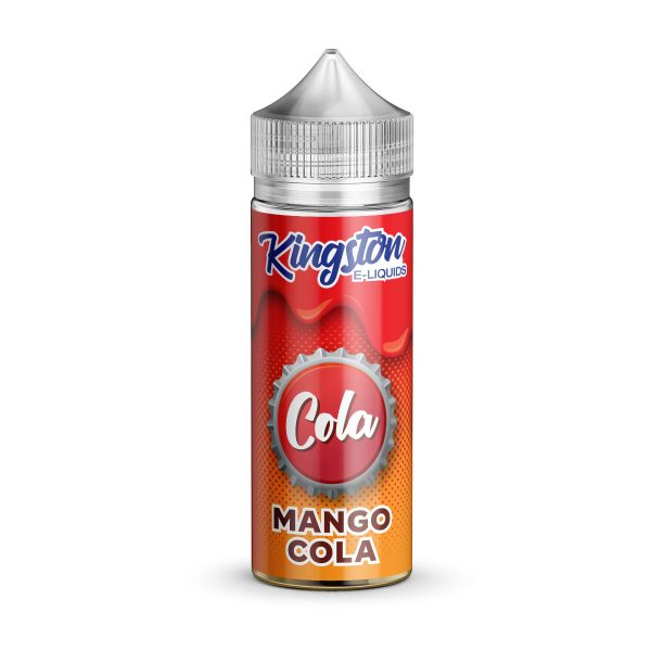 Kingston Cola - Mango Cola - 120ml