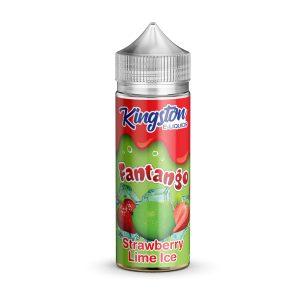 Kingston Fantango - Strawberry Lime Ice - 120ml